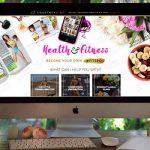 Designing A Health & Fitness Website: Website Builder Vs. Web Designers!